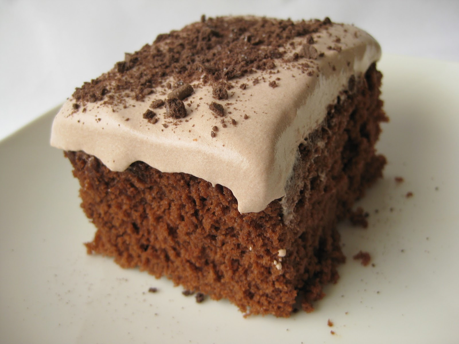 Low Calorie Chocolate Cake  In the Long kitchen Low Fat Chocolate Pudding Cake