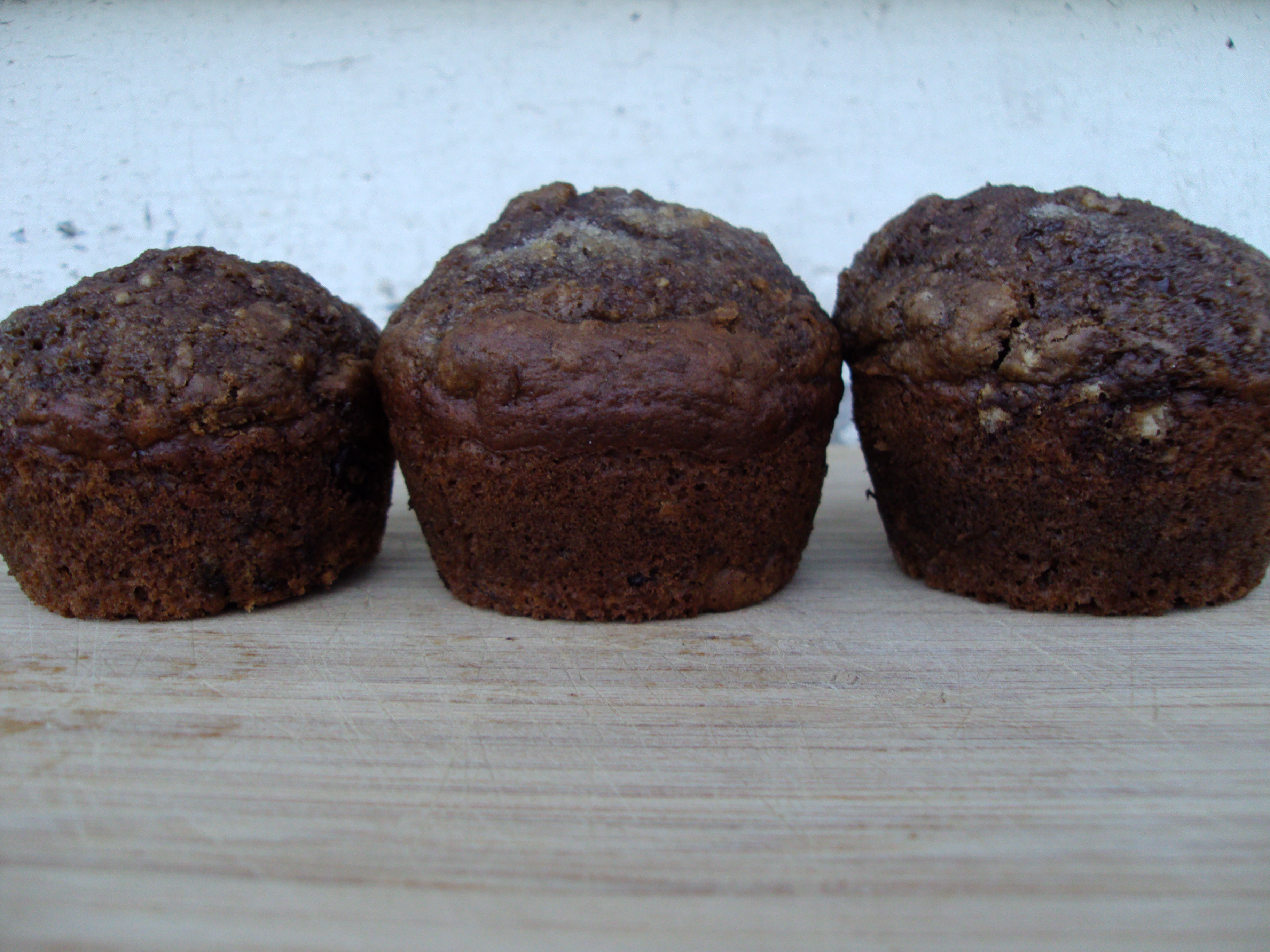 Low Calorie Chocolate Chip Muffins  Low Calorie awesome double chocolate chip muffins