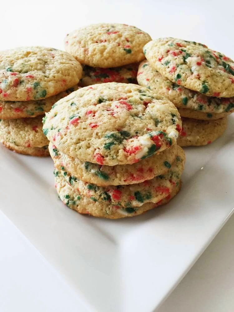 Low Calorie Christmas Cookies  Becky Cooks Lightly 28 Low Calorie Holiday Cookie Recipes