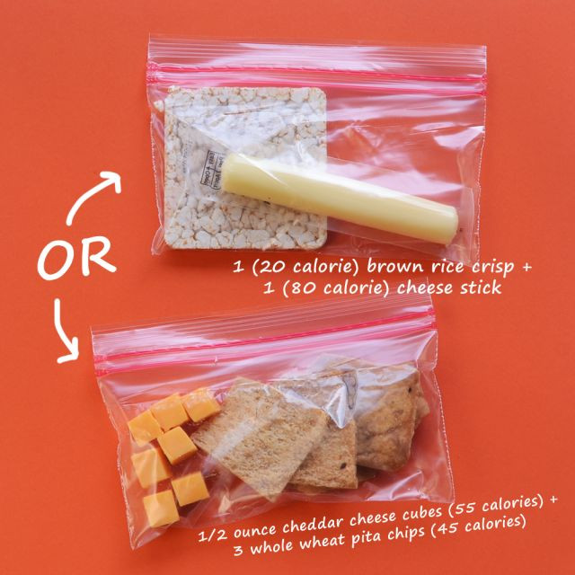 Low Calorie Crackers  Make Your Own 100 Calorie Snack Packs