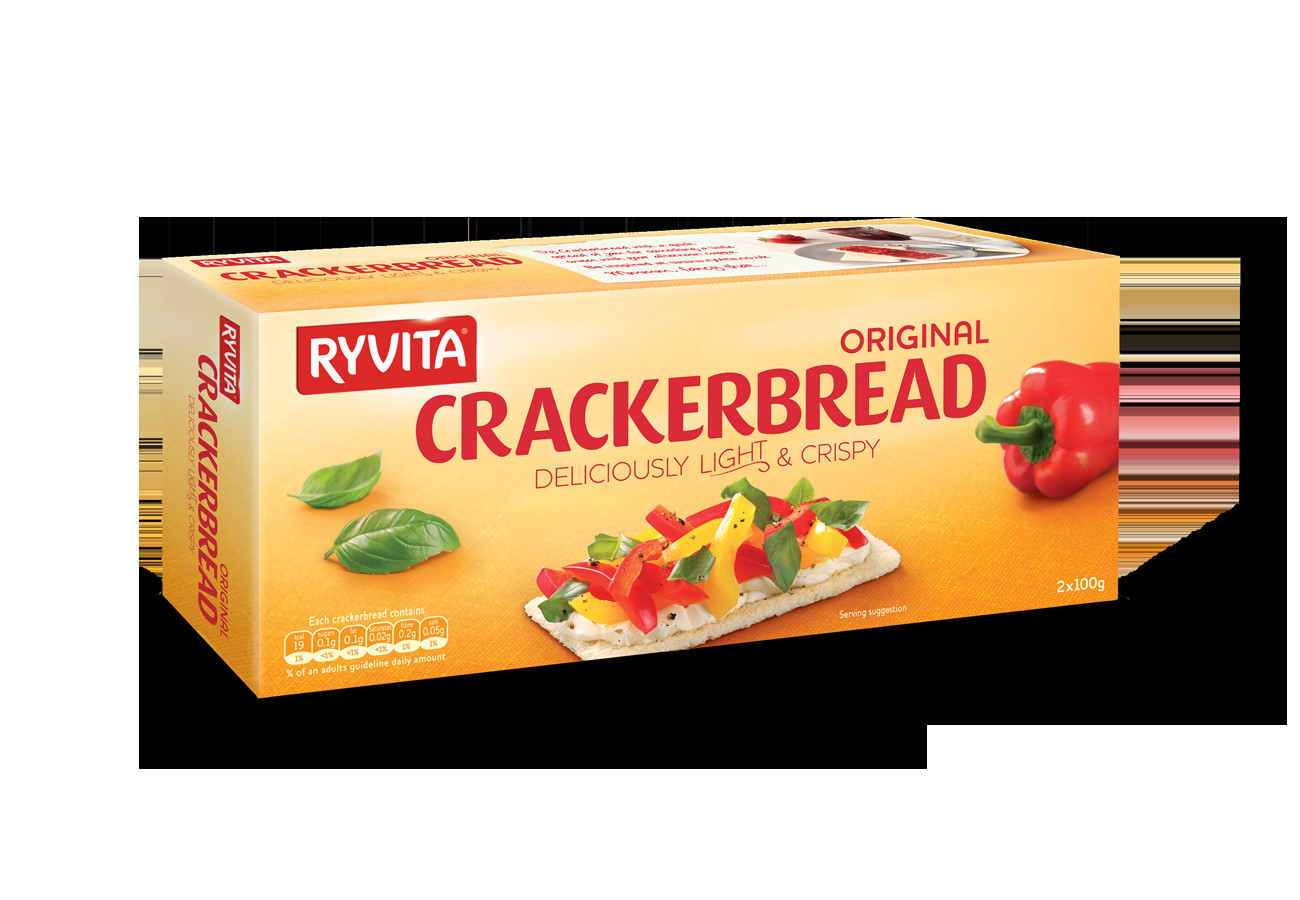 Low Calorie Crackers  Everybody's Gone Crackers