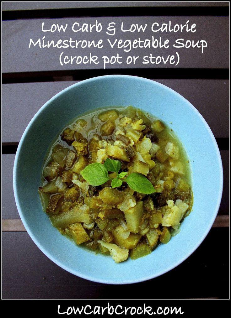 Low Calorie Crock Pot Recipes  66 best Low Carb Crock Pot Recipes images on Pinterest