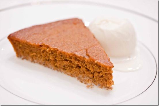 Low Calorie Crustless Pumpkin Pie  crustless pumpkin pie recipe