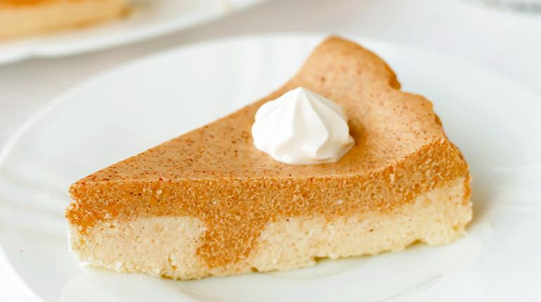 Low Calorie Crustless Pumpkin Pie  Low Fat Crustless Pumpkin Pie Games