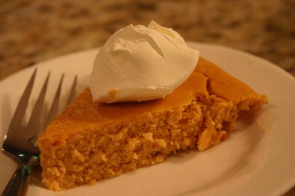 Low Calorie Crustless Pumpkin Pie  Low Carb Crust less Pumpkin Pies Low Carb Recipe Ideas