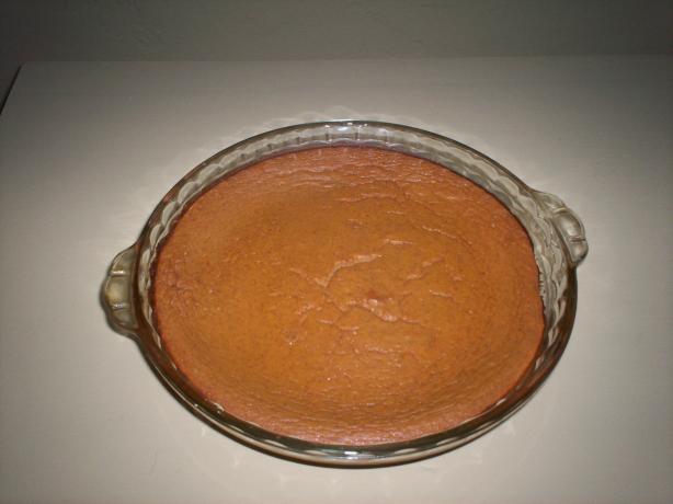 Low Calorie Crustless Pumpkin Pie  FODMAP Free Crustless Pumpkin Pie Living FODMAP Free