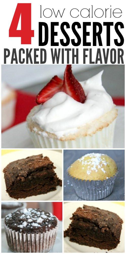 Low Calorie Desserts To Buy  4 Low Calorie Dessert Recipes Coupon Closet