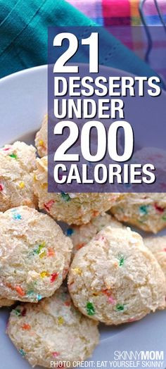 Low Calorie Desserts Under 50 Calories  10 Snacks Under 200 Calories