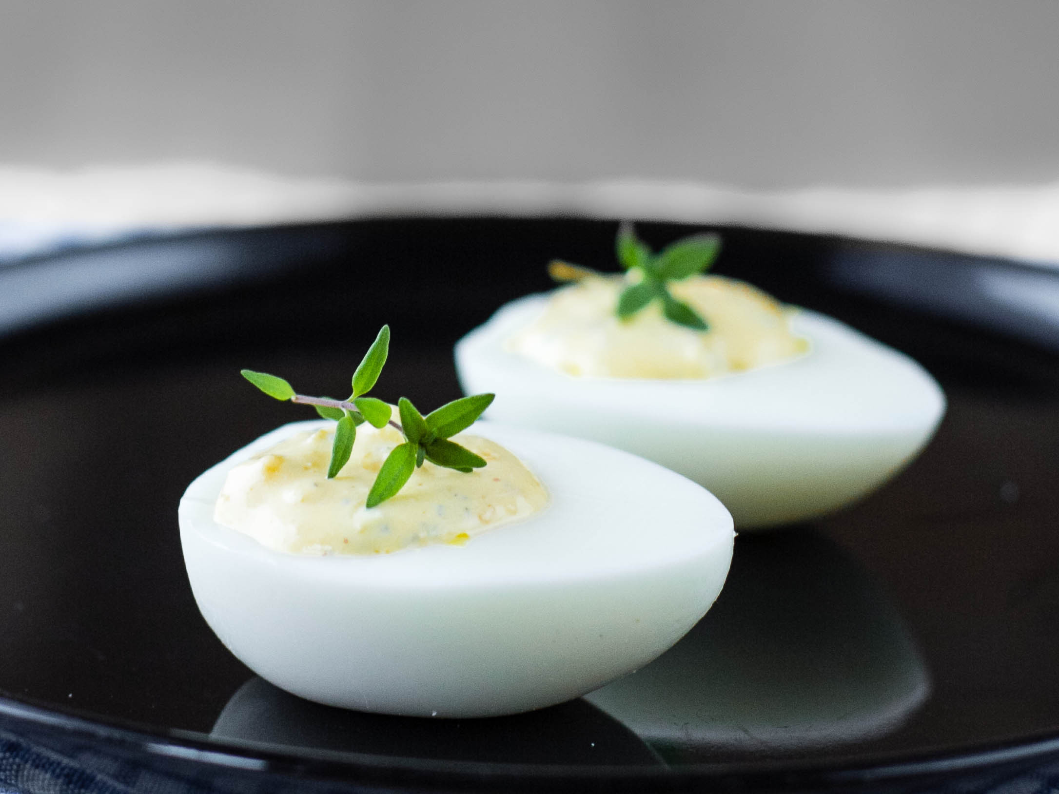 Low Calorie Deviled Eggs  Recipe Low Calorie Deviled Eggs