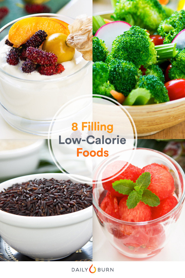 Low Calorie Dinners That Fill You Up  8 Low Calorie Foods That Will Fill You Up