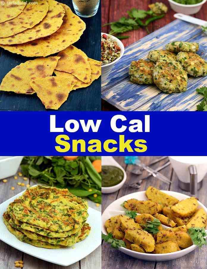 Low Calorie Food Recipes Indian  Low Calorie Snack Recipes Veg Low Calorie Healthy Indian