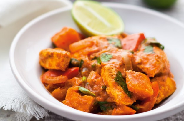Low Calorie Food Recipes Indian  Prawn Tikka Masala