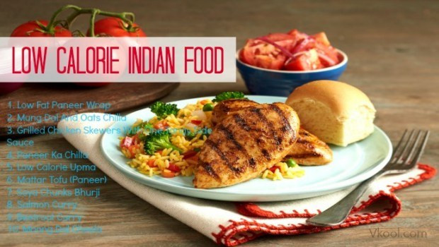 Low Calorie Food Recipes Indian  Top 27 recipes of low calorie Indian food for weight loss