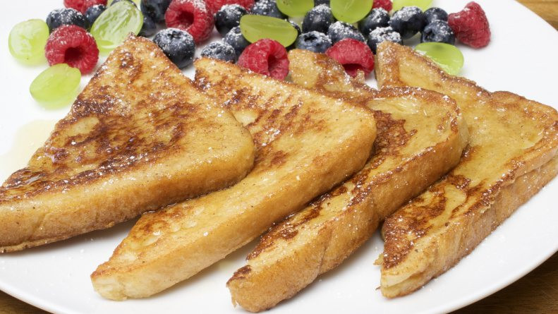 Low Calorie French Toast  Low fat French Toast