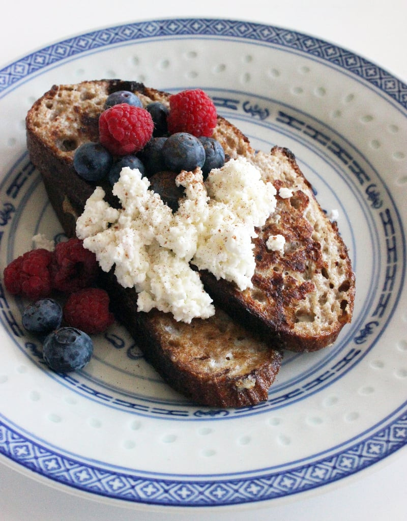 Low Calorie French Toast  Breakfast Recipes Under 300 Calories
