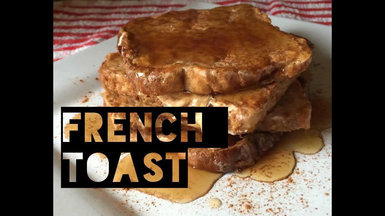 Low Calorie French Toast  Healthy French Toast Recipe