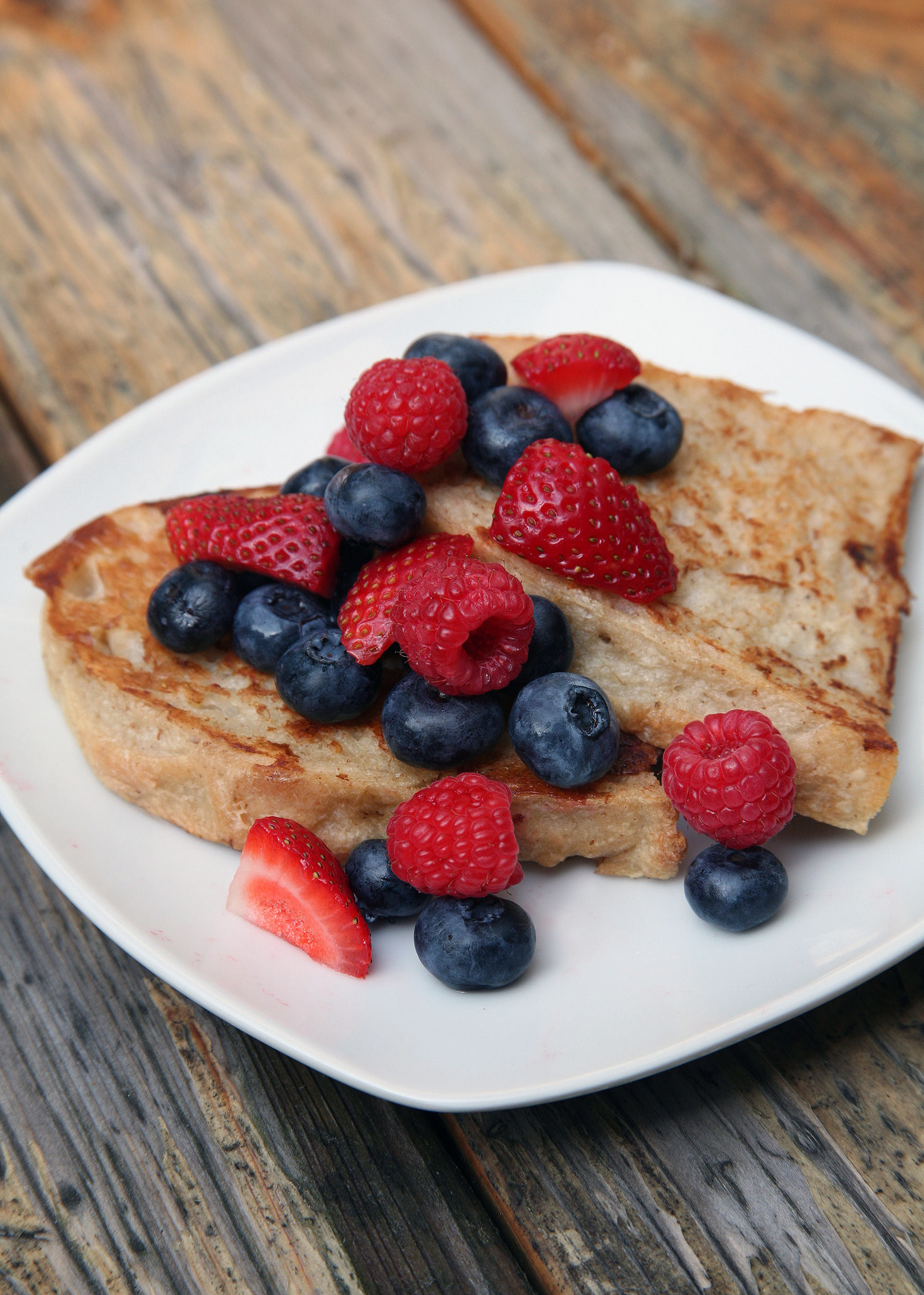Low Calorie French Toast  Low Calorie Vegan French Toast Breakfast Recipe