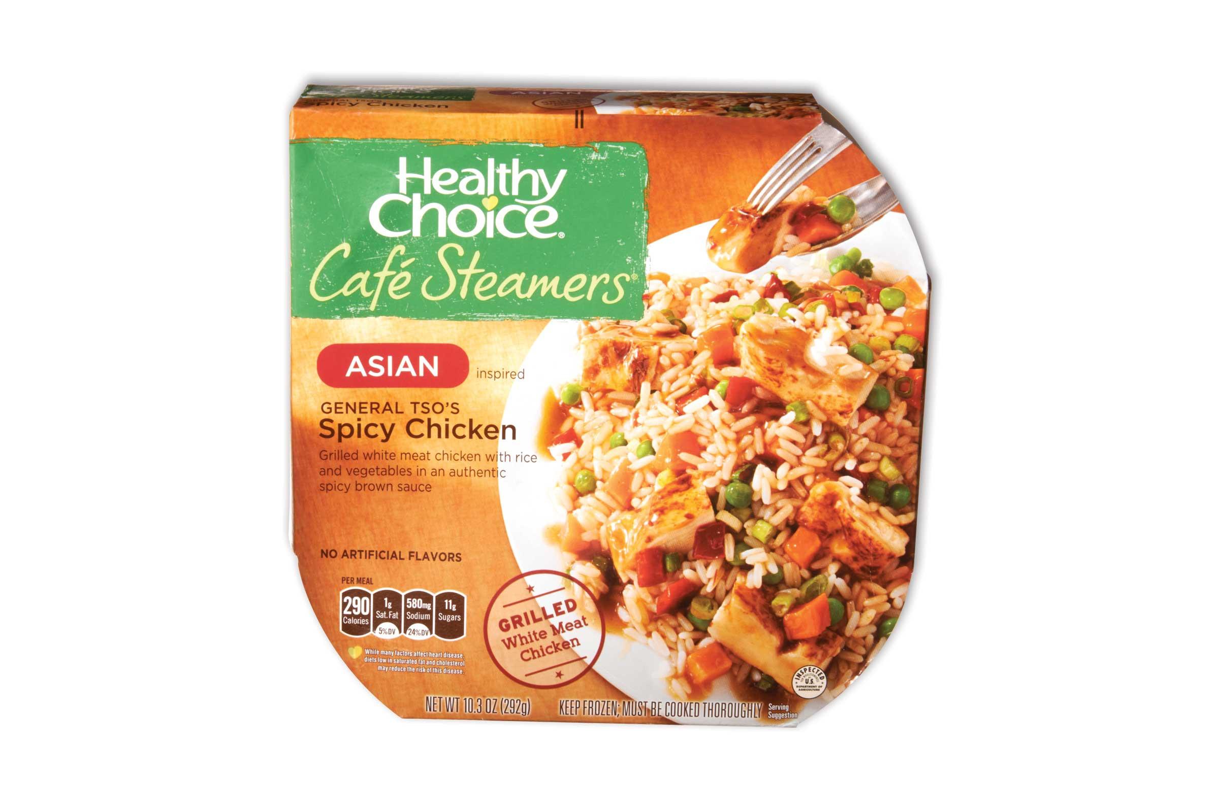 Low Calorie Frozen Dinners  Healthy Frozen Meals 25 Low Calorie Options
