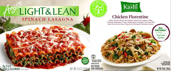 Low Calorie Frozen Dinners  The Healthiest Frozen Dinners