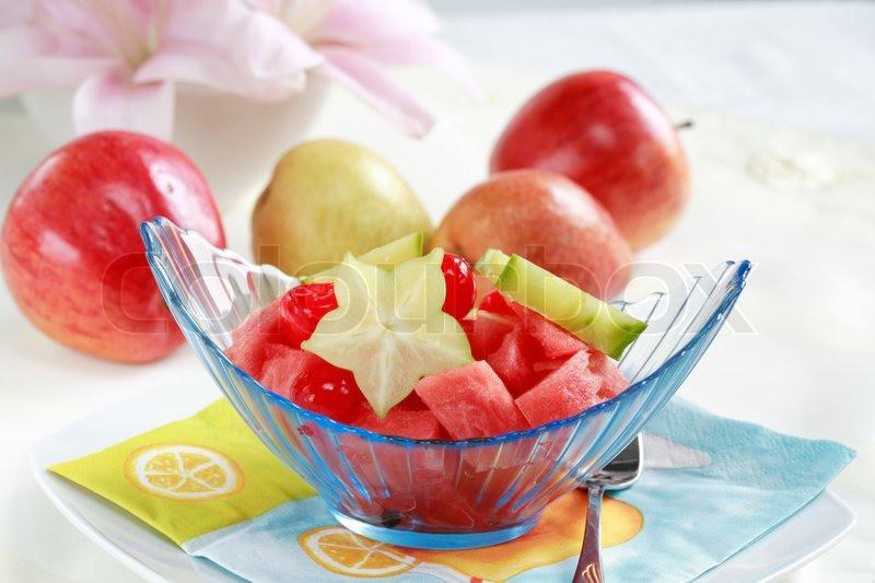 Low Calorie Fruit Desserts  Light fruit dessert for hot summer with low calorie