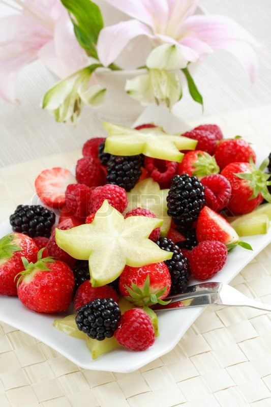 Low Calorie Fruit Desserts  Fresh fruits as dessert with low calorie