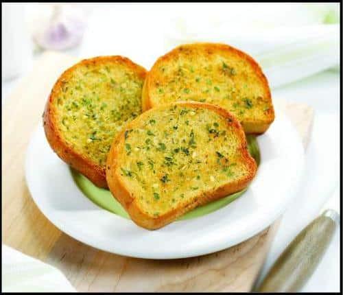 Low Calorie Garlic Bread  Low Calorie Garlic Bread Italian Style Texas Toast