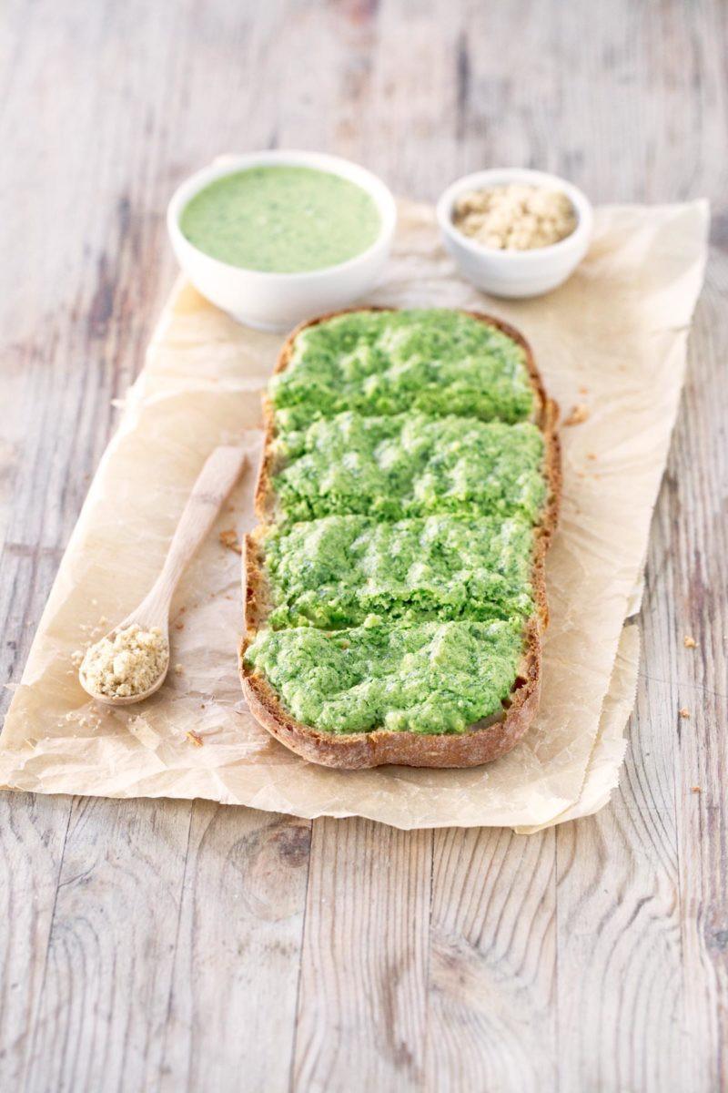 Low Calorie Garlic Bread  Low Fat Vegan Garlic Bread