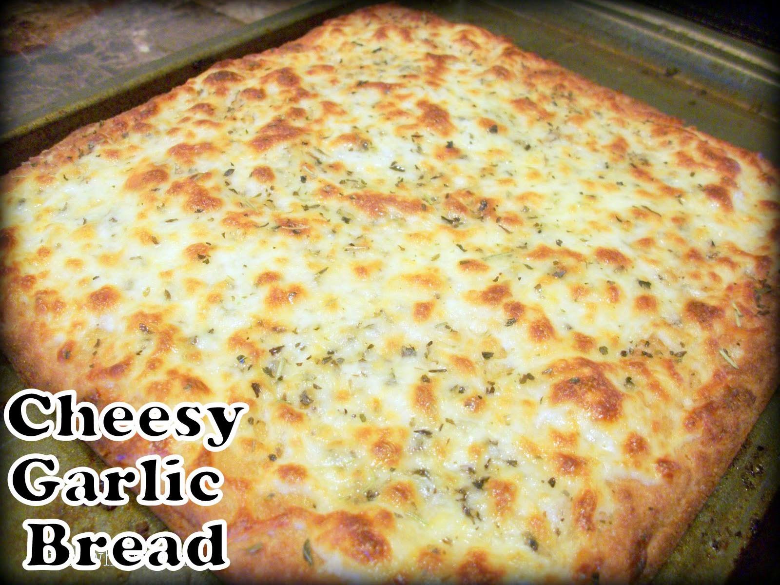 Low Calorie Garlic Bread  Low Carb Cheesy Garlic Bread Tasty Farmer