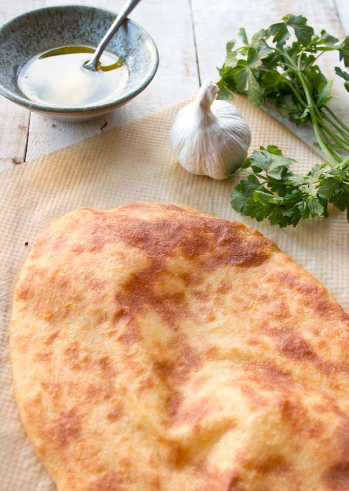 Low Calorie Garlic Bread  Low Carb Garlic Bread Keto Grain Free – Sugar Free Londoner