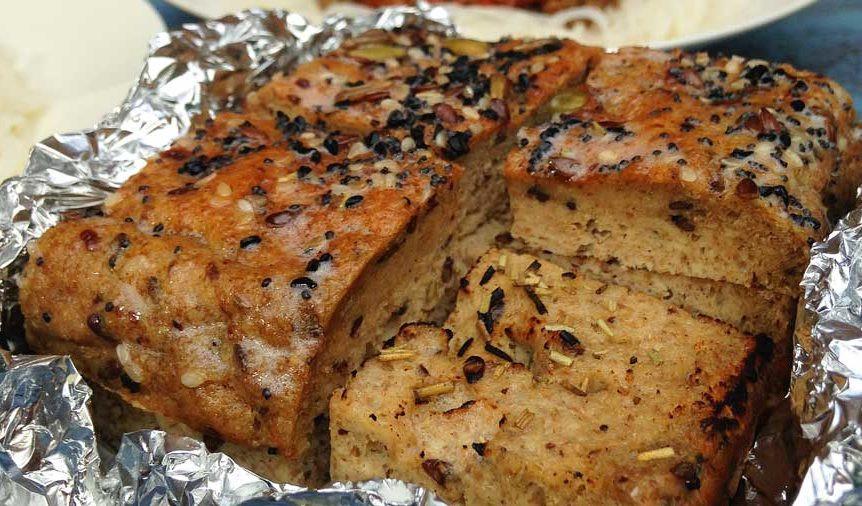 Low Calorie Garlic Bread  Low Carb Garlic Bread