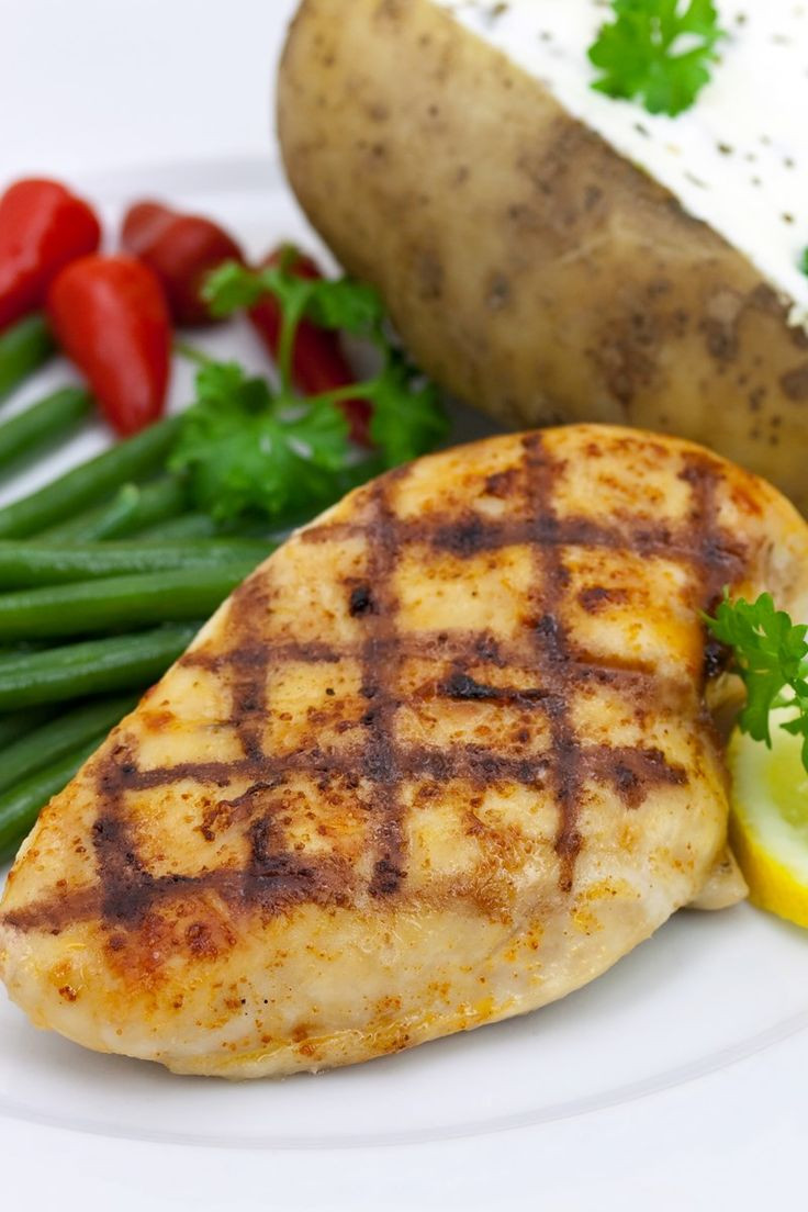 Low Calorie Grilled Chicken Recipes  101 best Low Calorie images on Pinterest