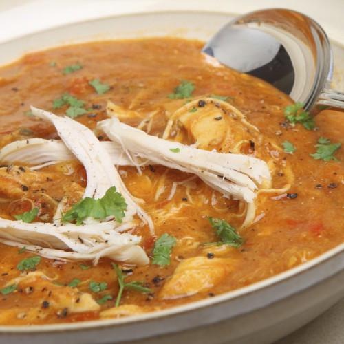 Low Calorie Ham Recipes  Low Cal Southwestern Chicken Soup Get Healthy U