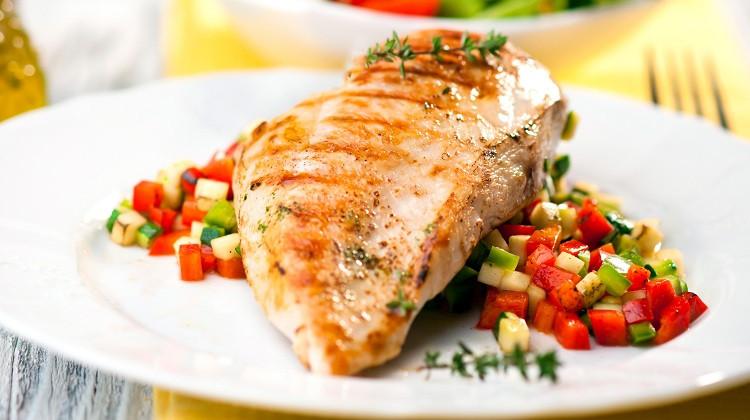 Low Calorie Ham Recipes  Low Calorie Chicken Recipes