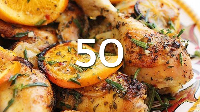 Low Calorie Healthy Dinners  50 Healthy Low Calorie Weight Loss Dinner Recipes