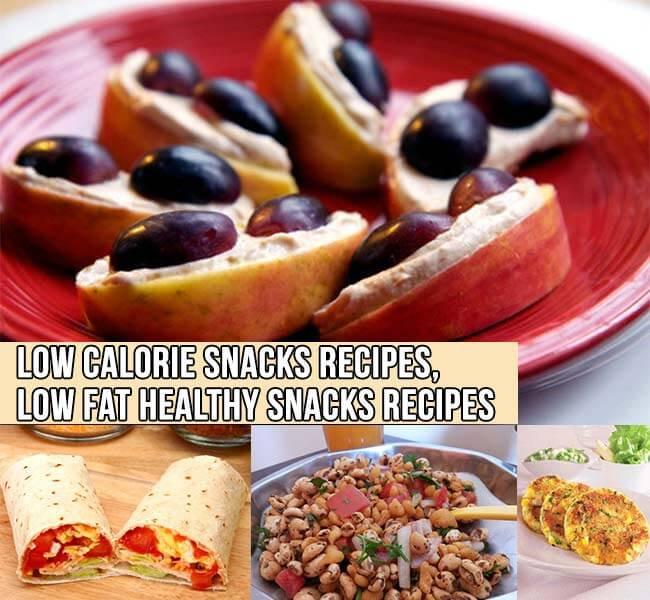 Low Calorie Healthy Snacks  Low Calorie Snacks Recipes Low Fat Healthy Snacks Recipes