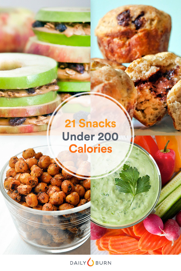 Low Calorie Healthy Snacks  21 Low Calorie Snacks You'll Want to Eat Every Day