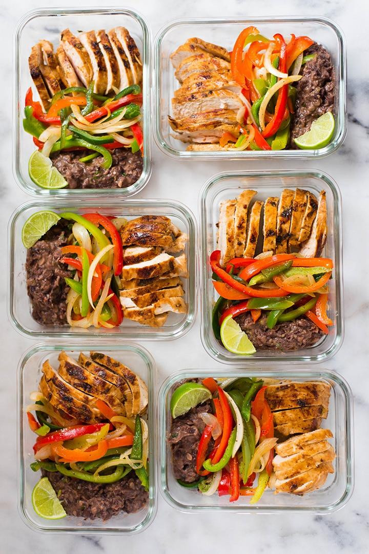Low Calorie High Protein Recipes Weight Loss  Low Calorie Meal Prep Recipes that Leave You Full An