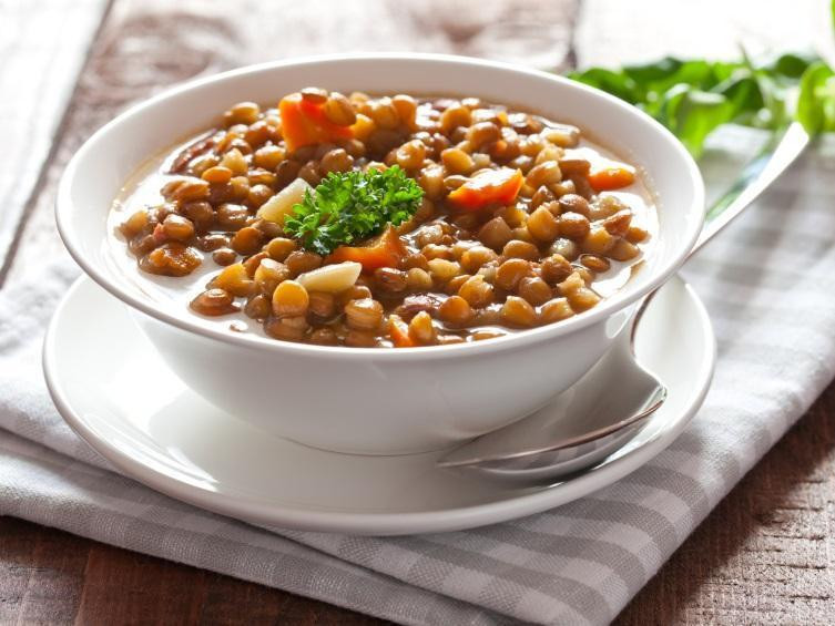 Low Calorie Lentil Recipes  Low Calorie Lentils Recipe Easy