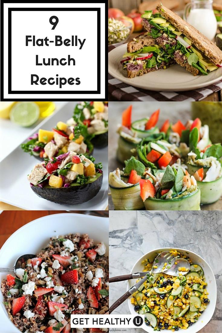 Low Calorie Lunch Recipes  9 Low Calorie Lunch Recipes Get Healthy U