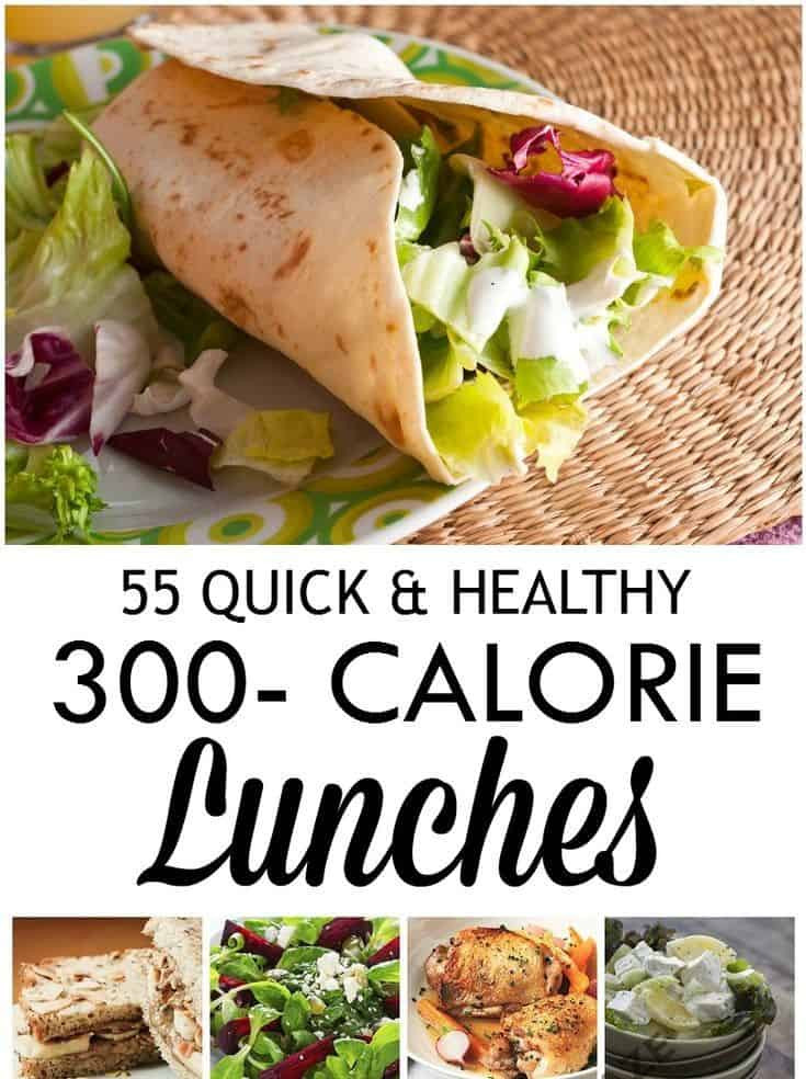 Low Calorie Lunch Recipes  55 Quick & Healthy Low Calorie Lunch Recipes DIY Crafts Mom