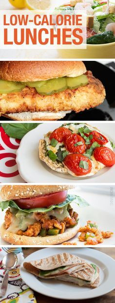 Low Calorie Lunch Recipes  11 Lunches Under 300 Calories