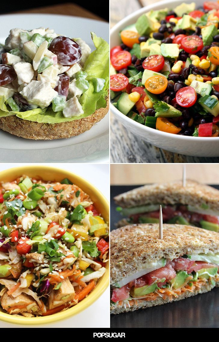 Low Calorie Lunch Recipes  The 25 best Eat lunch ideas on Pinterest