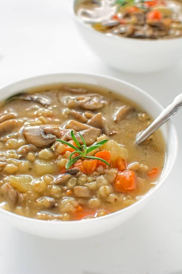 Low Calorie Mushroom Recipes  low calorie mushroom soup recipe