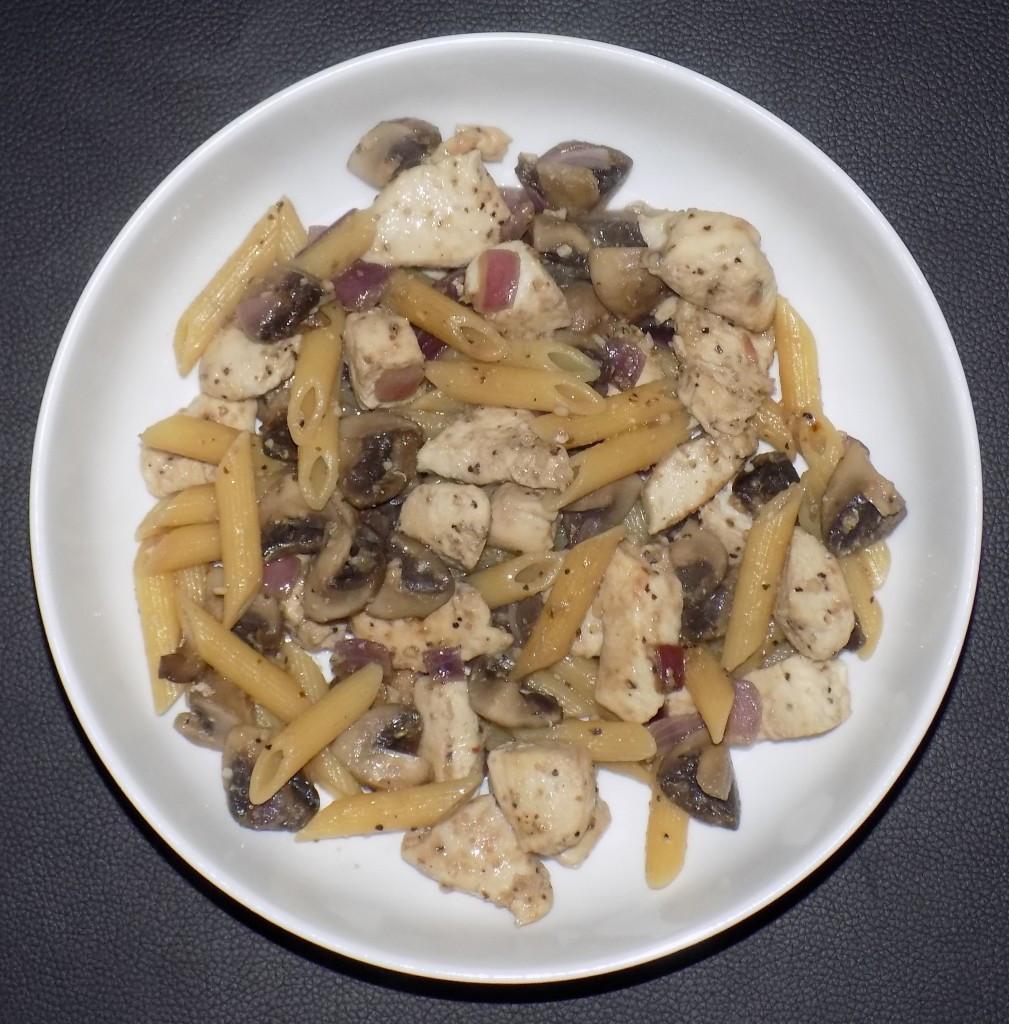 Low Calorie Mushroom Recipes  Chicken & Mushroom Pasta – Low Calorie Recipes