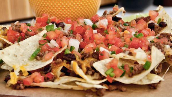Low Calorie Nachos  low calorie nacho recipe