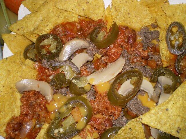 Low Calorie Nachos  Low Fat Nachos Recipe