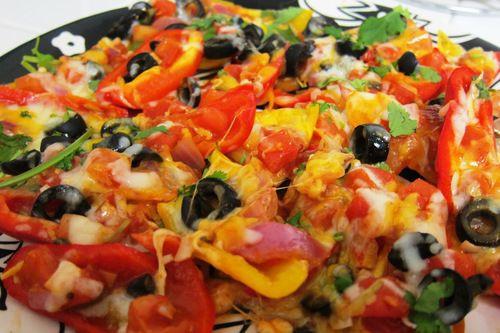 Low Calorie Nachos  ve arian nachos low fat low calorie and NO plex