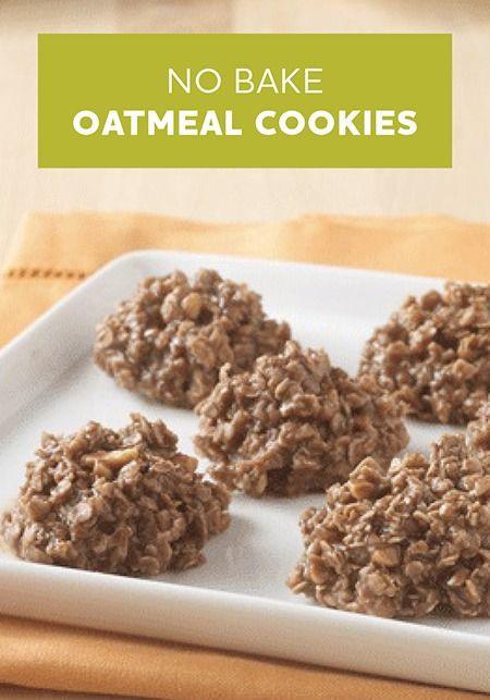 Low Calorie No Bake Cookies  49 best images about Sweet 100 Calorie Treats on Pinterest