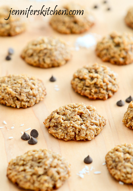 Low Calorie Oatmeal Cookies  Lightened Christmas Cookie Recipe Round Up Low Calorie