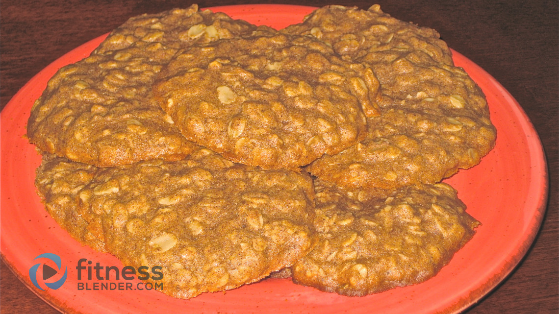 Low Calorie Oatmeal Recipes  Healthy Oatmeal Cookie Recipe Low Fat Oatmeal Cookies